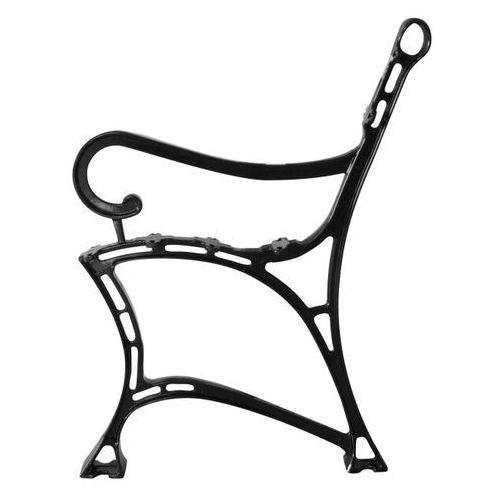 Noga ławki aluminium (5906711277975)
