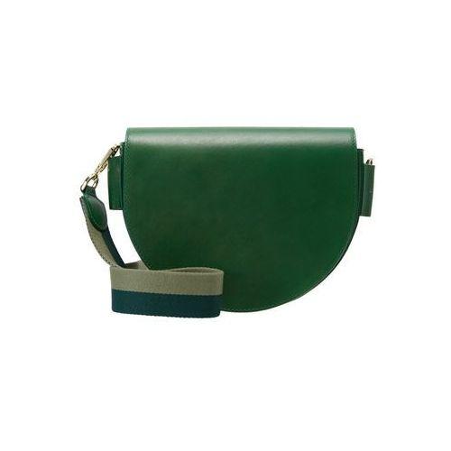 Liebeskind Berlin MIXEDBAG Torba na ramię emerald green, kolor zielony