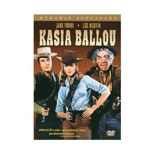 Kasia Ballou (DVD) - Elliot Silverstein (5903570116155)