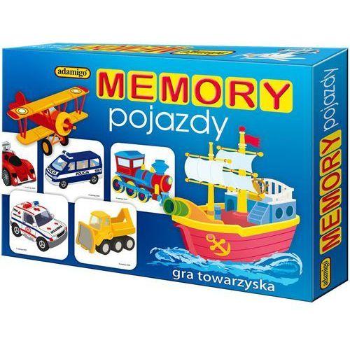 Adamigo Memory pojazdy (5902410007257)