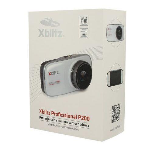 P200 marki Xblitz z kategorii: rejestratory samochodowe