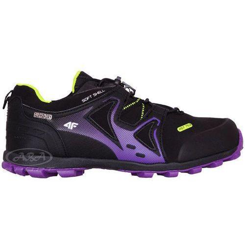 Damskie buty trekkingowe OBDT003 4F
