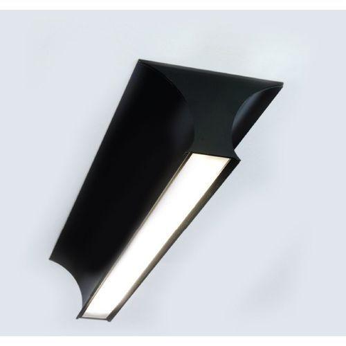 Lampa sufitowa alexia anodowane aluminium 18,6w led, 10175.04.ag marki Bpm lighting