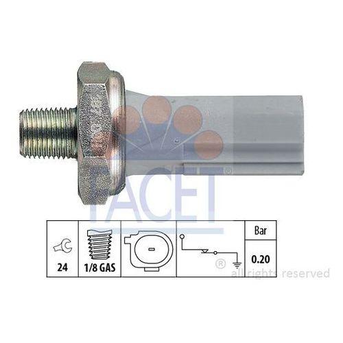 Włącznik ciśnieniowy oleju FACET 7.0187, 7.0187