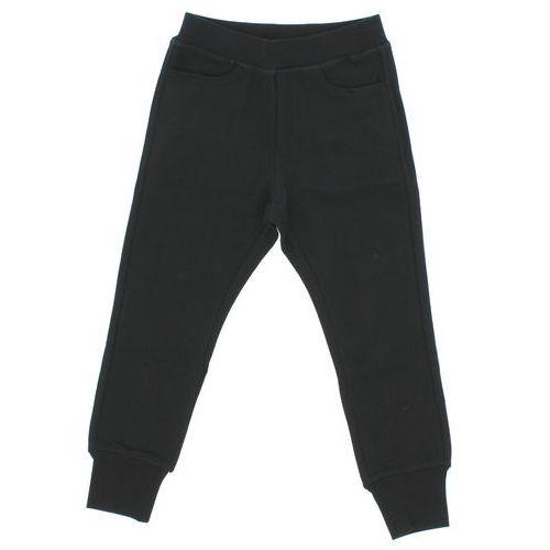 spodnie dresowe dziecięce czarny 6 lat marki Diesel