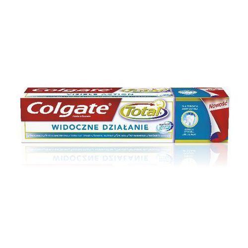Colgate Pasta do zębów Total Widoczne Działanie 100ml z kategorii Pasty do zębów