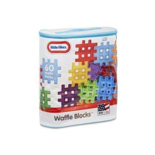 Klocki Waffle Blocks Zestaw 60 elementów - DARMOWA DOSTAWA OD 250 ZŁ!!