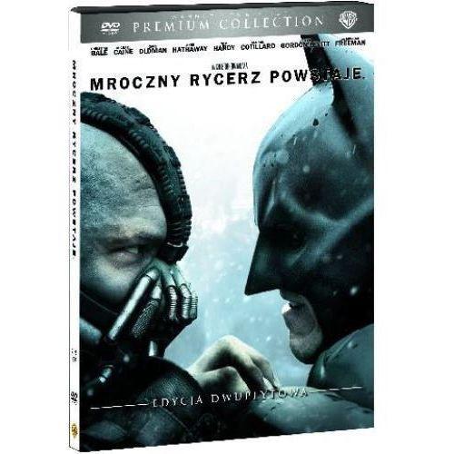 Mroczny Rycerz powstaje (2xDVD), Premium Collection (DVD) - Christopher Nolan. Najniższe ceny, najlepsze promocje w sklepach, opinie.
