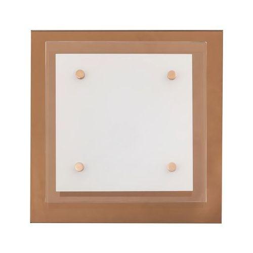 Plafon lampa sufitowa Rabalux Cindy 1x40W E27 G45 różowo-złoty / biały 2475, 2475