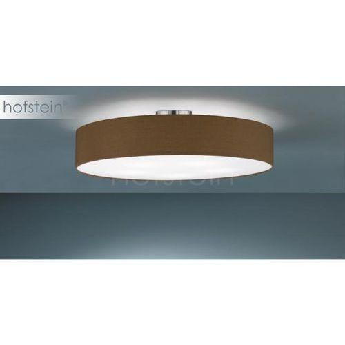 Trio hotel lampa sufitowa nikiel matowy, 5-punktowe - dworek/vintage/skandynawski - obszar wewnętrzny - hotel - czas dostawy: od 3-6 dni roboczych (4017807369311)