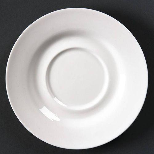 Lumina fine china Spodek porcelanowy 16cm | 6 szt.