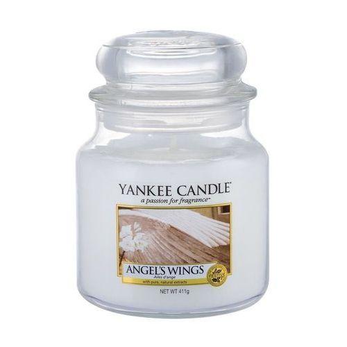 Yankee home Świeca yankee słoik średni angel's wings - yssaw2