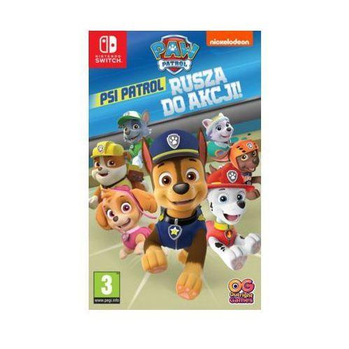 Gra Nintendo Switch Psi Patrol: Rusza do akcji! (5060528030762)