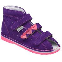 Kapcie profilaktyczne buty ta125 ta135 fiolet fuksja - fioletowy ||fuksja ||multikolor marki Danielki