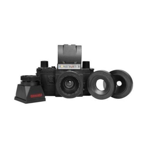 Lomograpy konstruktor slr diy super kit aparat do samodzielnego złożenia marki Lomography