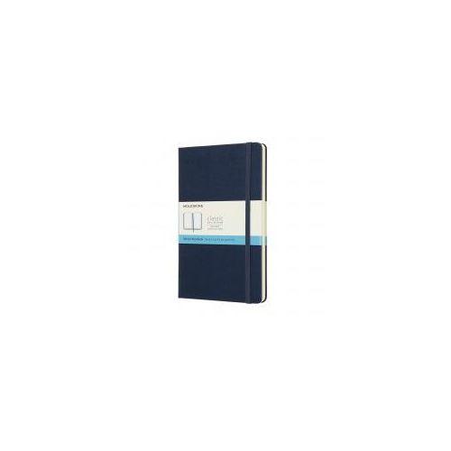 Notatnik Moleskine Classic L kropki, twarda oprawa, szafirowy (8058341715437)