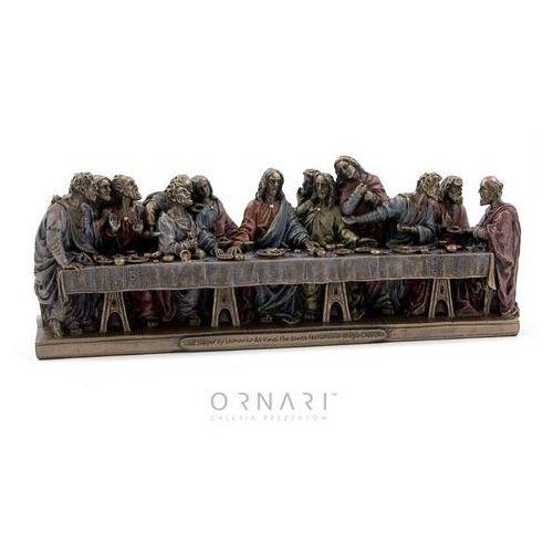 Figurka przedstawiająca obraz Leonardo Da Vinci - Ostatnia Wieczerza - Veronese - sprawdź w wybranym sklepie