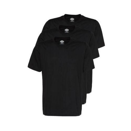 Dickies 3 PACK Tshirt basic black