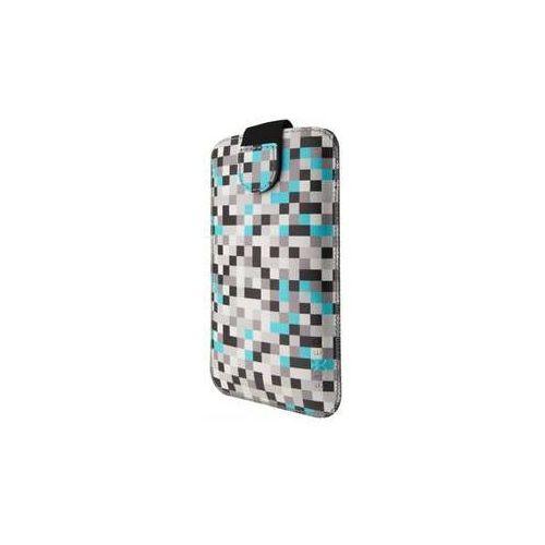Etui na komórkę FIXED Soft Slim Elements 5XL - grey dice (FIXSOS-GDI-5XL), kolor szary