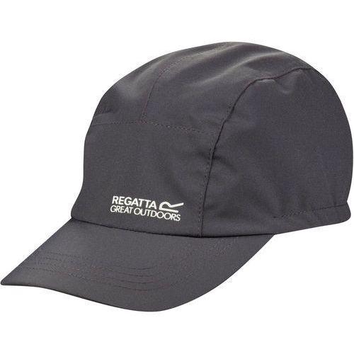 Regatta waterproof iii nakrycie głowy szary 2018 czapki z daszkiem (5020436369804)