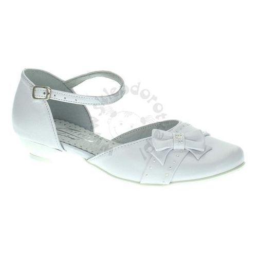 Buty komunijne dla dzieci Zarro 2337