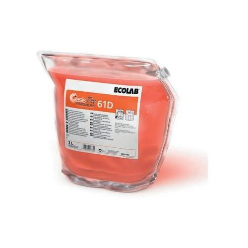 Oasis Pro 61D ECOLAB - Bakteriobójczy środek czyszczący o owocowym zapachu