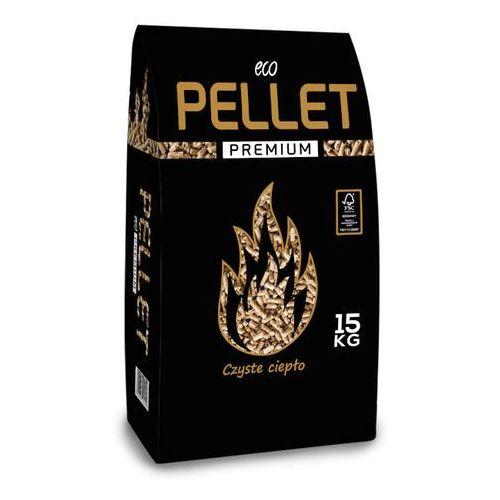 Pellet drzewny Premium 6 mm 15 kg