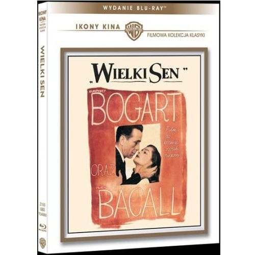 Wielki Sen (Blu-Ray) - Howard Hawks (7321999340605)