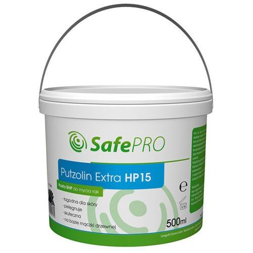 SafePRO pasta BHP do mycia rąk HP15 500 ml
