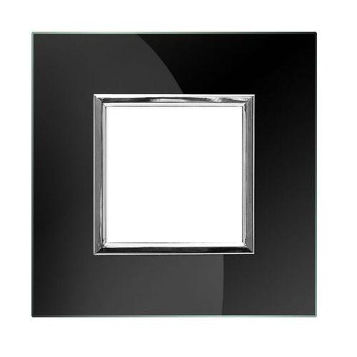 dante ramka 1x szkło czarny 4509181 marki Kos