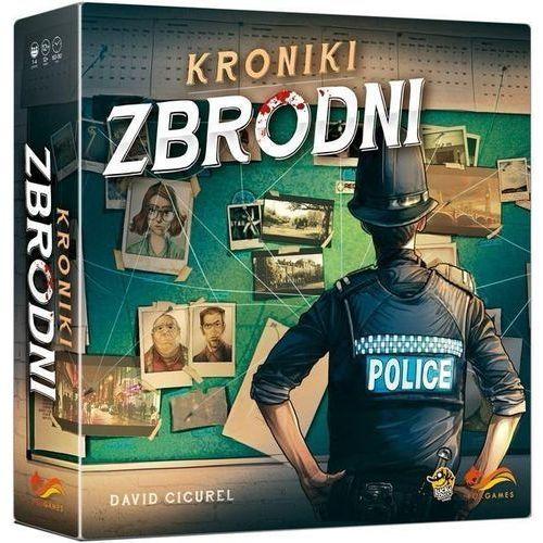 Gra - Kroniki zbrodni - David Cicurel