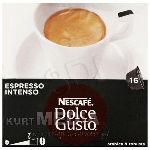 Nescafé Kawa nescafe espresso intenso 16szt w opak)