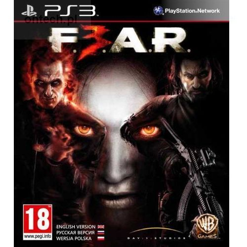F.E.A.R. 3 (PS3)