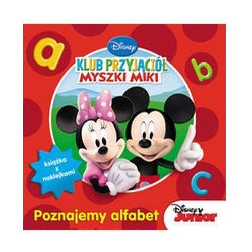 Klub przyjaciół myszki miki poznajemy alfabet. nod2 marki Ameet