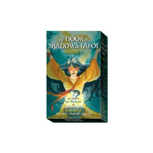 "Book of Shadows Tarot Vol II: ""So Below"" (9788865271858)"