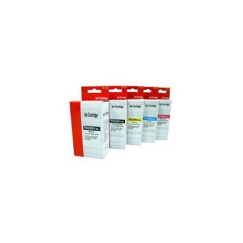 Tusze zamienniki do Epson Expression Premium XP-530 XL - komplet, Zamiennik-T3351-XP530-OT