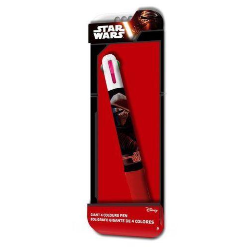Euroswan Długopis 4 kolory Star Wars (SWE7017) Darmowy odbiór w 21 miastach!, SWE7017