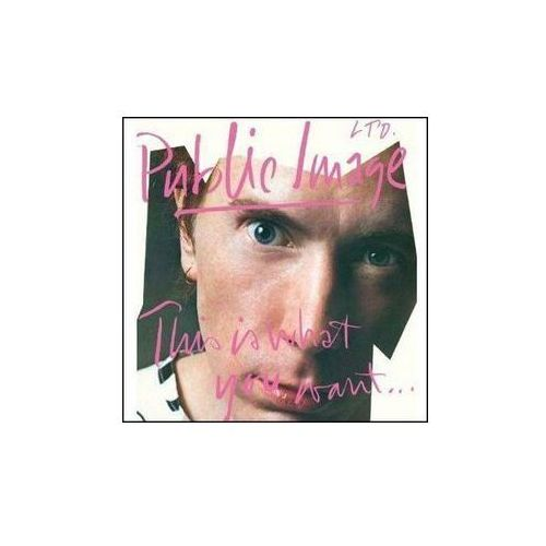 Public image limited - this is what you want (cd) marki Universal music polska