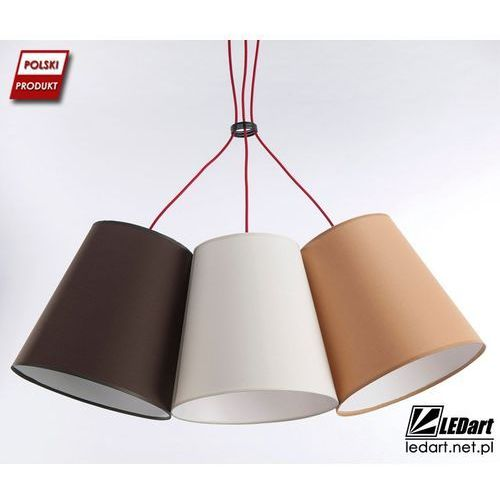 Lampa wisząca led necar marki Namat