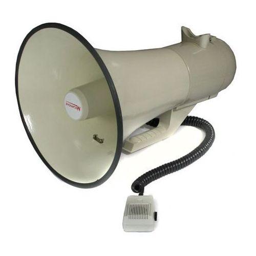 Auna profesjonalny megafon 160W mikrofon ręczny 2400m