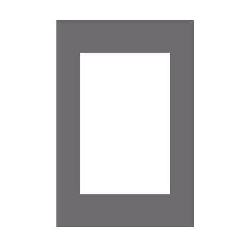 Passe-partout 406 grafitowe 10 x 15 cm (5905708109428)