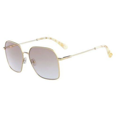 Okulary słoneczne ce 2135/s 717 marki Chloe