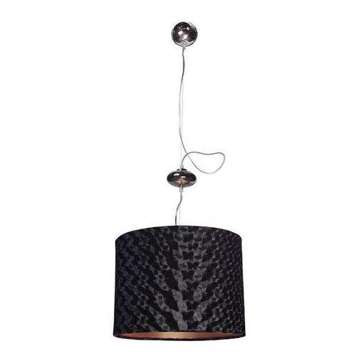 Lampa wisząca stone czarna, md6152/173 bl marki Sinus
