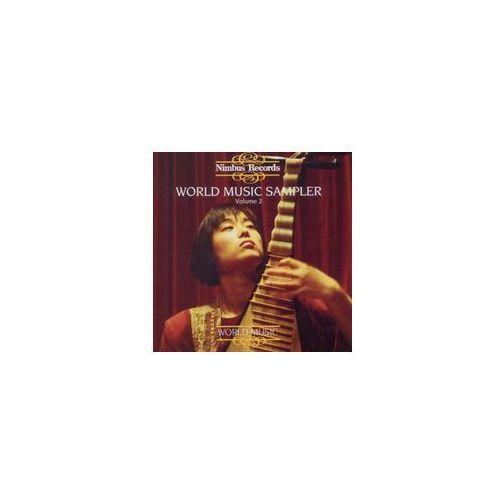 World music sampler - vol. 2 marki Nimbus