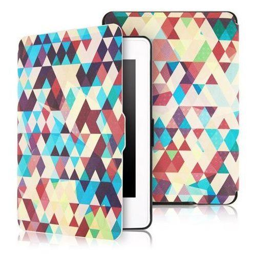 Etui Smart Case Kindle Paperwhite 1 2 3 Geometric