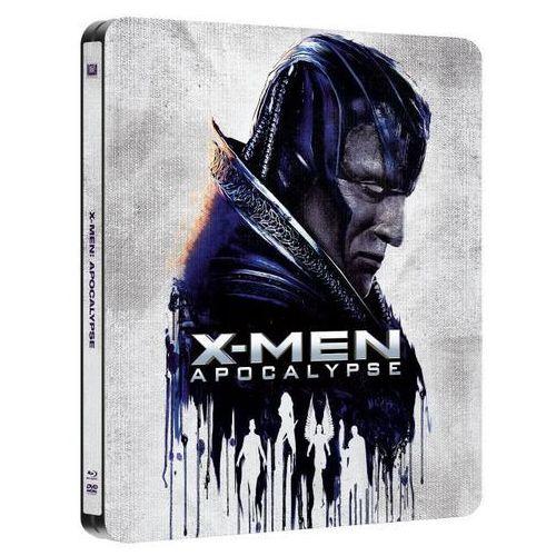 X-Men: Apocalypse 3D (Steelbook) (Blu-ray) - Singer Bryan (film)