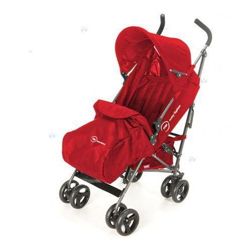 Spacerówka wózek moby-system almond czerwony #g1 marki Kidz-motion. Najniższe ceny, najlepsze promocje w sklepach, opinie.