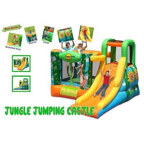 Dmuchany plac zabaw happy hop - przygoda w dżungli marki Happyhop