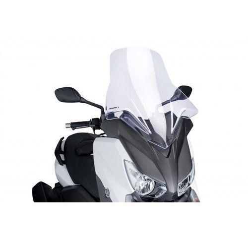 Szyba PUIG V-Tech Touring do Yamaha X-Max 125/200 / 400 14-15 (przezroczysta) z kategorii owiewki motocyklowe