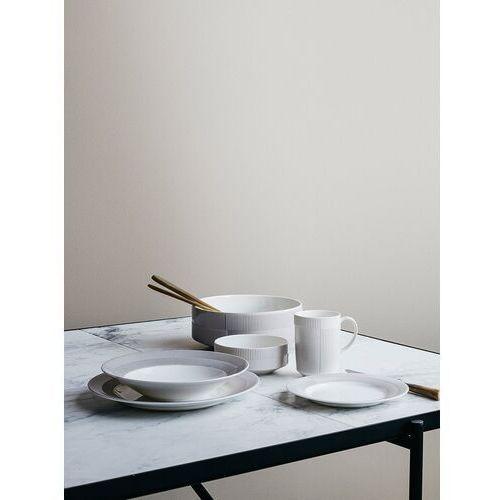 Talerz głęboki duet biała porcelana (21234) marki Rosendahl